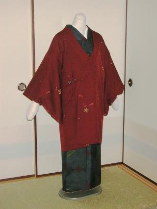 200522*変わり衿コート